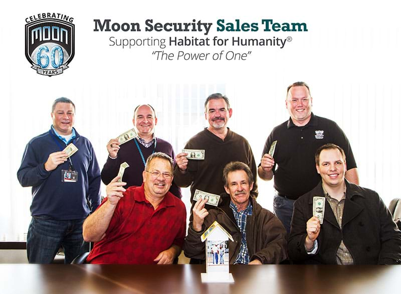 Moon Sales Team - Power of One
